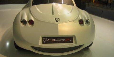 PGO Concept P22 Frankfurt Motor Show