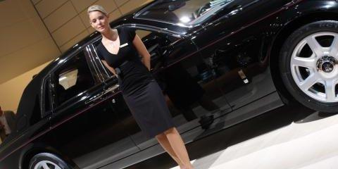 Frankfurt Motor Show Gallery