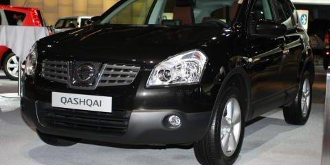 Nissan Dualis (Qashqai) Frankfurt Motor Show