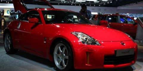 Nissan Stand Frankfurt Motor Show