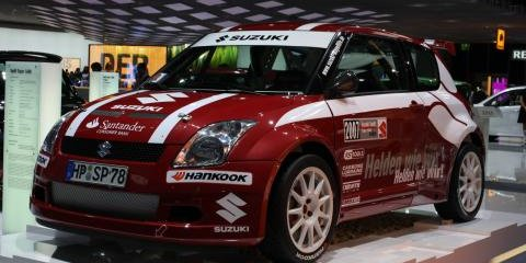 Suzuki Swift Super 1600 Frankfurt Motor Show