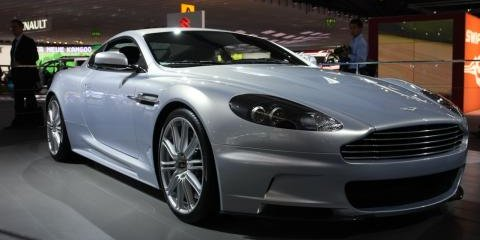 Aston Martin DBS Frankfurt Motor Show