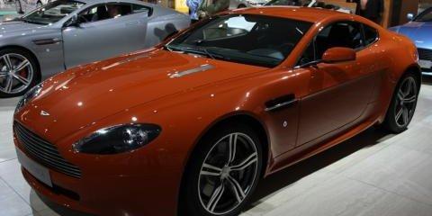 Aston Martin Vantage N400 Frankfurt Motor Show