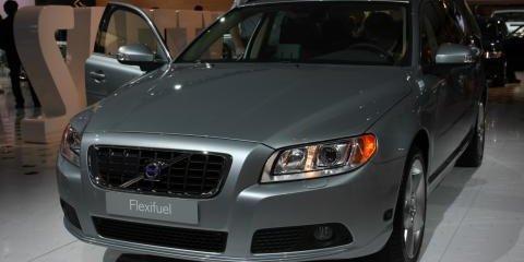 Volvo V70 Flexifuel Frankfurt Motor Show