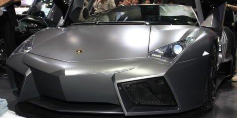 Lamborghini Reventon Frankfurt Motor Show