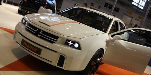 Startech Stand Frankfurt Motor Show