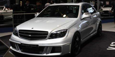 Brabus Bullit Frankfurt Motor Show