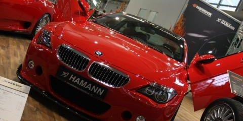Hamann BMW M6 Frankfurt Motor Show