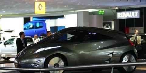 Nissan Mixim Frankfurt Motor Show