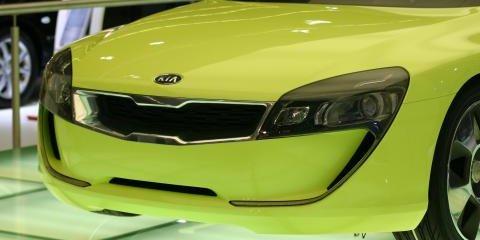 Kia Kee Frankfurt Motor Show