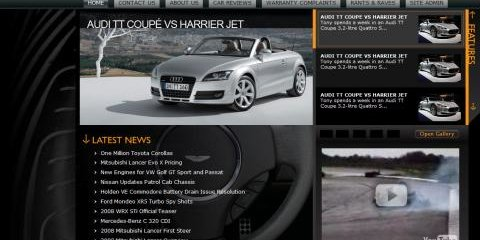 CarAdvice Website Update