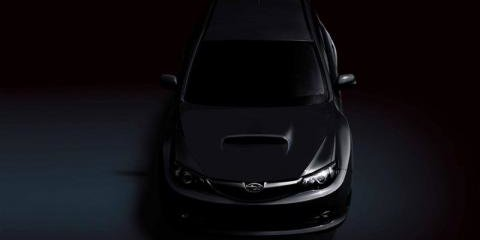 2008 WRX STi Official Teaser