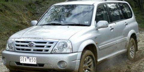 2004 Suzuki XL7 Warranty Complaint