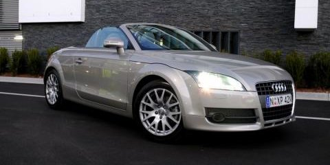 2007 Audi TT Roadster 2.0 Road Test