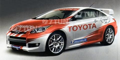 Toyota and Subaru's New Sports Car