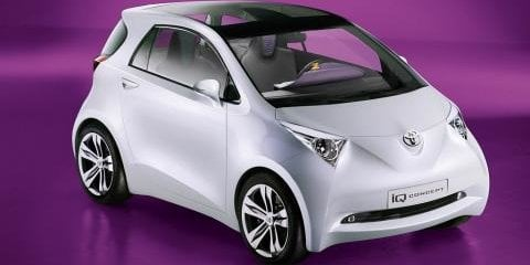 Toyota iQ heading for Europe
