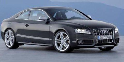 2008 Audi S5/A5