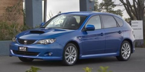 2008 Subaru Impreza WRX Reader Review