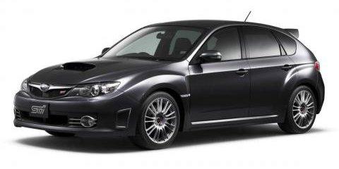 Subaru Impreza WRX STi confirmed for Tokyo
