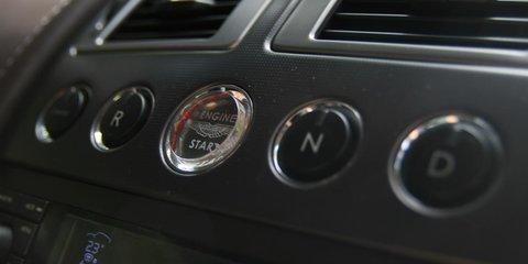 2007 Aston Martin V8 Vantage Road Test