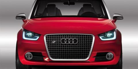 Audi A1 Metroproject Concept Revealed