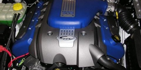FPV Cobra GT 302 Engine