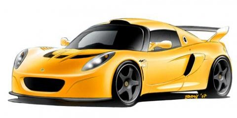 Lotus Plans Flagship Supercar
