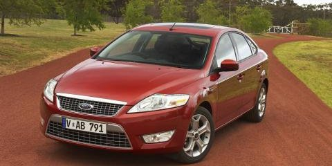 2008 Ford Mondeo Details