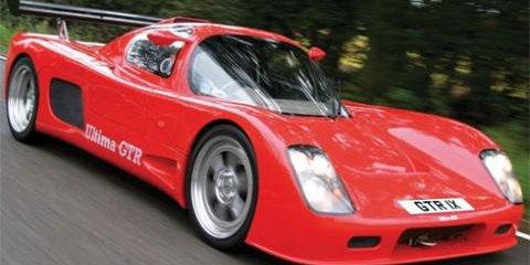 Ultima GTR Beats Top Gear Lap Record