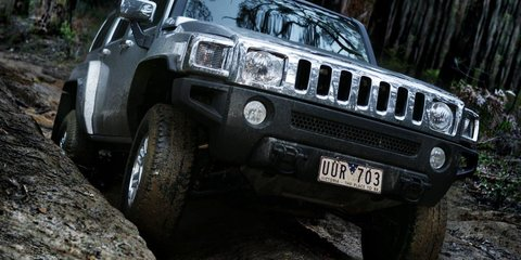 2007 Hummer H3 Review