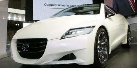 Honda CR-Z concept set for production