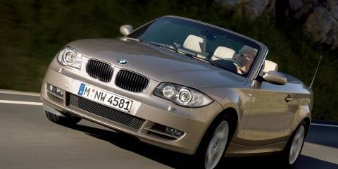 New BMW 1 Series Convertible