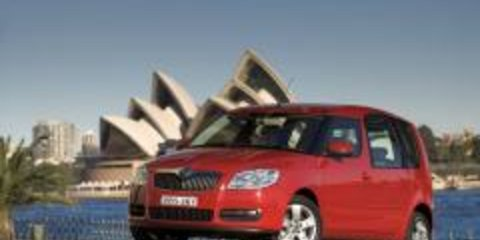 2007 Skoda Octavia and Roomster First Steer