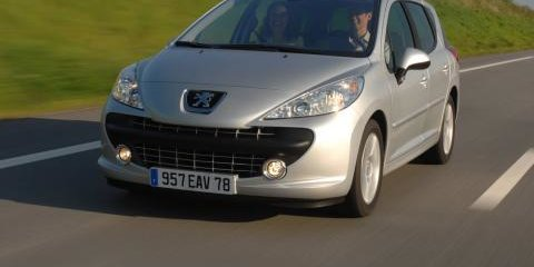 Peugeot 207 Touring