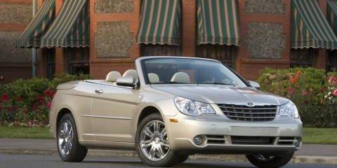 2007 Chrysler Sebring Cabrio