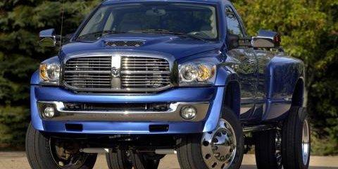 Chrysler Group's SEMA Lineup