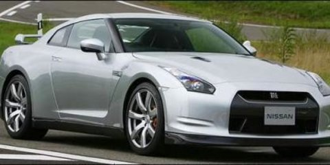 Nissan GT-R Unveiled