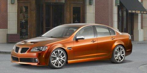 SEMA Edition Pontiac G8