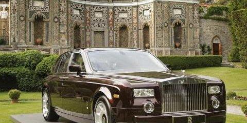 Rolls Royce Phantom Competition