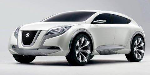 Suzuki Concepts at Tokyo Motor Show