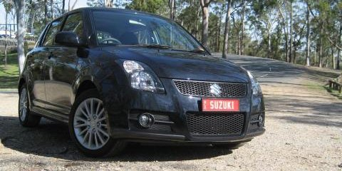 2007 Suzuki Swift Sport Road Test