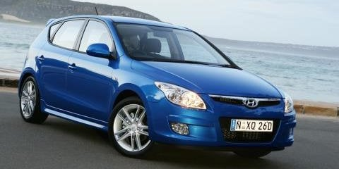 2008 Hyundai i30 Review