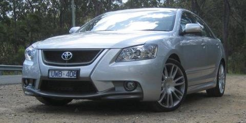 2007 TRD Aurion SL3500 Road Test