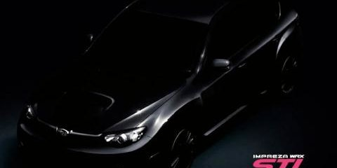 New STi Official Teaser #3