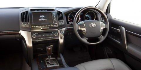 2007 Toyota LandCruiser 200 Series