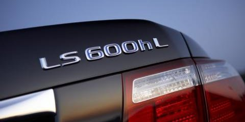 2008 Lexus LS 600hL V8 Hybrid