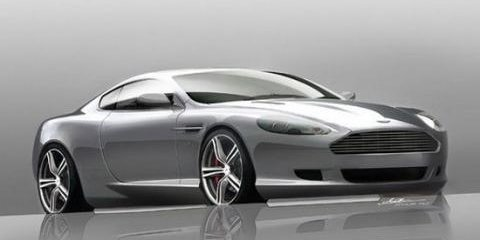 Aston Martin DB9 tops UK's dream car list