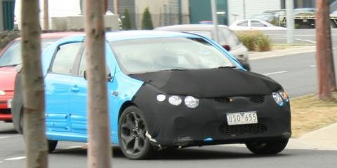 2008 Ford Falcon Orion reader spy photos