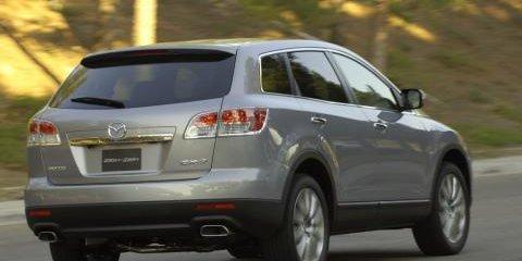 2008 Mazda CX-9 preview