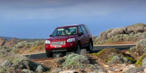 2007 Land Rover Freelander 2 review